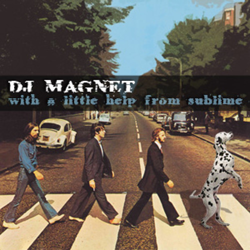 DJ Magnet-With a Little Help From Sublime
