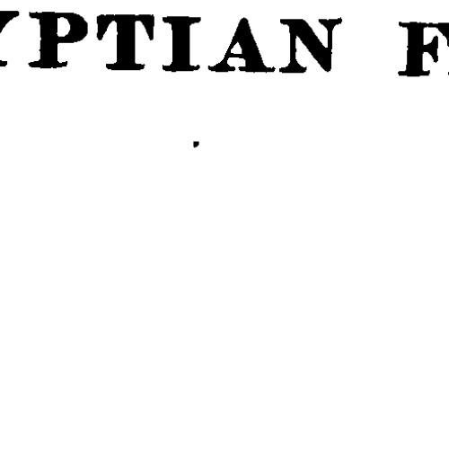 Egyptian Fandango