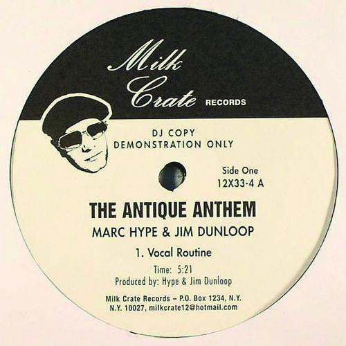 The Antique Anthem