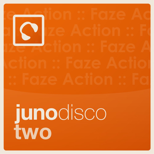 Juno Download Disco Podcast 2 hosted by Faze Action