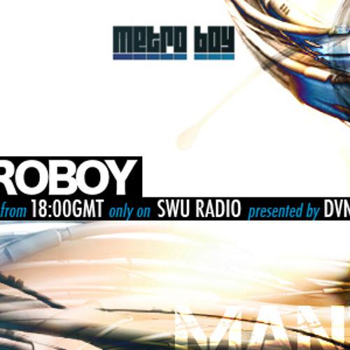 Metro Boy guest mix for MANTIS