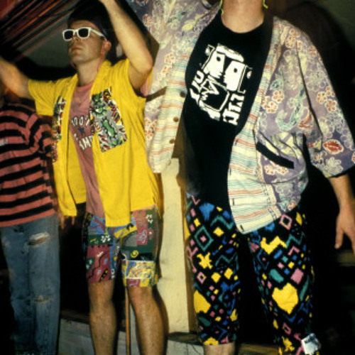 Old School Ravers 1987-92