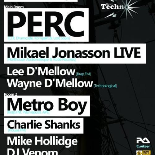 Metro Boy | This Is Techno | 05/09/09