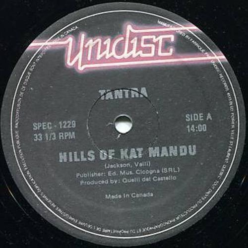 Tantra - The hills of Katmandu (Patrick Cowley rare remix)