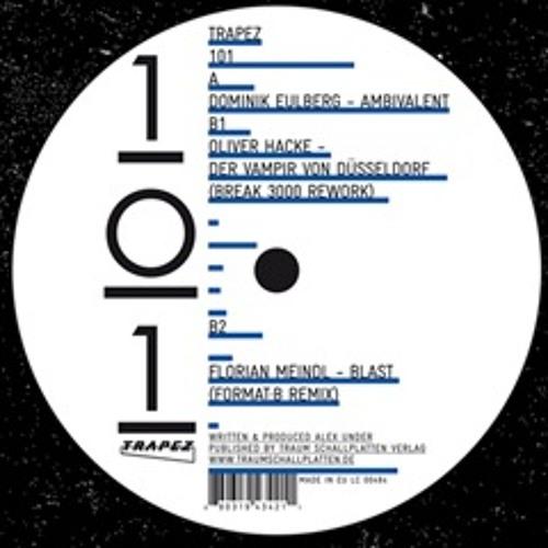 Florian Meindl - Blast (Format:B Rmx) (Trapez100)