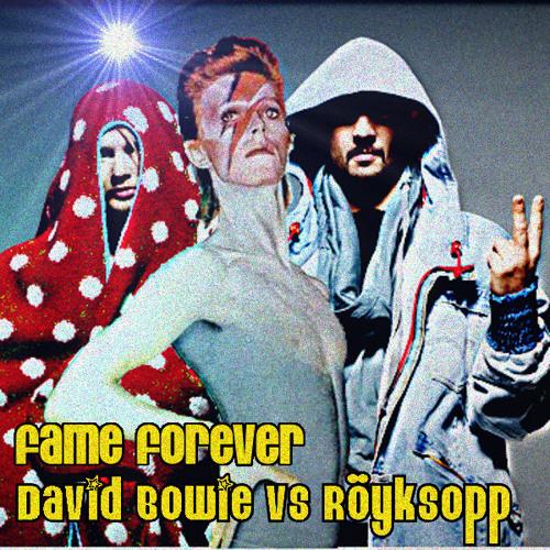 Virtual DJ - Fame Forever (Royksopp vs David Bowie)