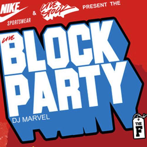 BLOCK PARTY LIVE SET 2009