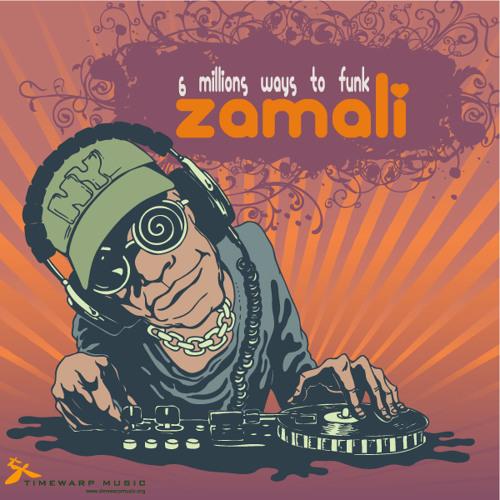 Zamali - Famous butt Ft The Time Travellas