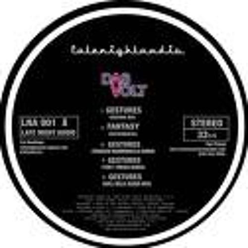 Das Volt - Gestures (Fabrizio Mammarella Remix)