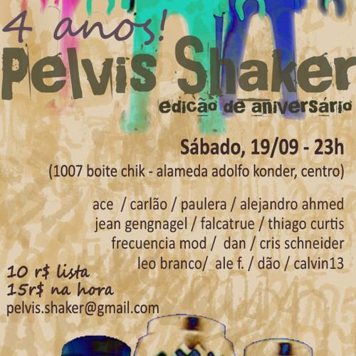 PODCAST PELVIS SHAKER SET09