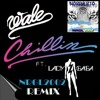 Wale feat. Lady Gaga - Chillin (NRGL2002 Remix)