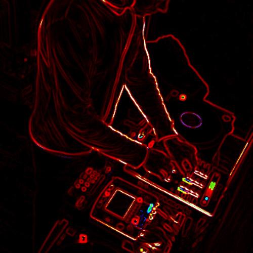 The DJ show room.