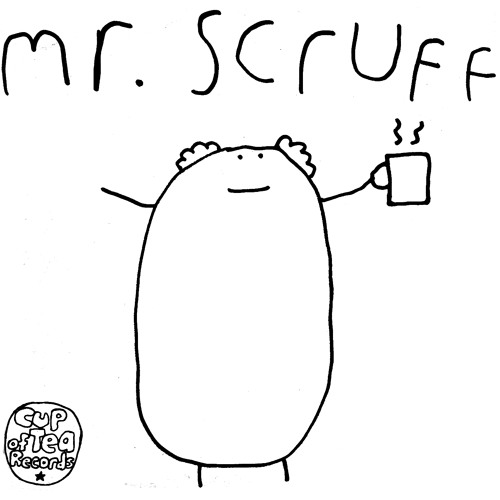 Mr. Scruff 'Naughty Mouse'