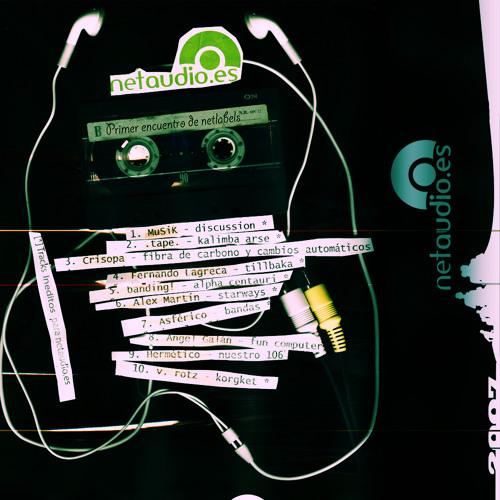 02 - dot Tape dot - Kalimba Arse