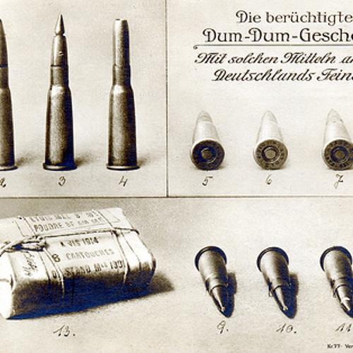 Dum dum bullets