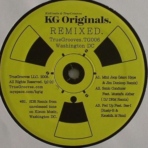 Kid Gusto - Mini Joop (Marc Hype & Jim Dunloop Remix)