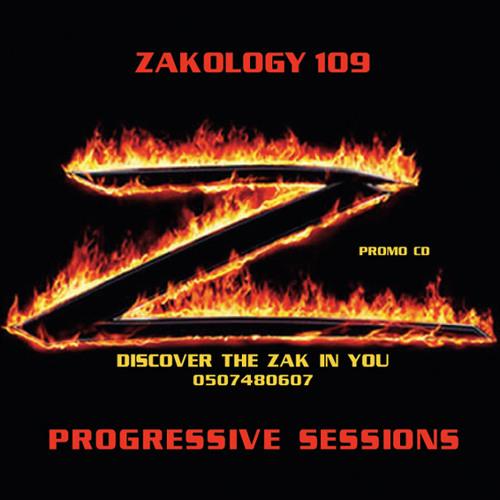 ZAKOLOGY 109 - PROGRESSIVE SESSIONS