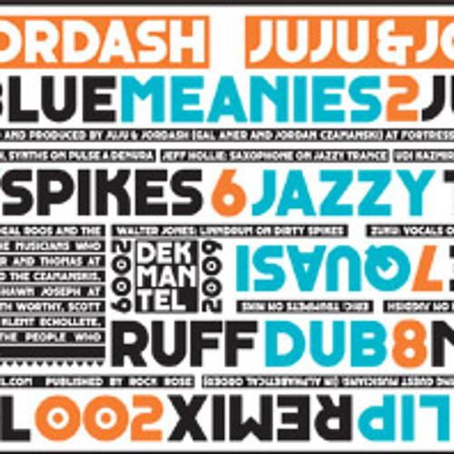 Juju & Jordash - Jazzy Trance