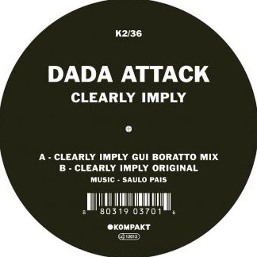 Clearly Imply (original mix) | Kompakt | Köln