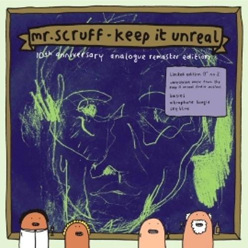 Mr Scruff 'Vibraphone Boogie'