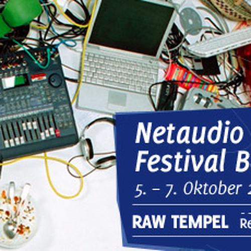 Netaudio Festival 2007 Lectures