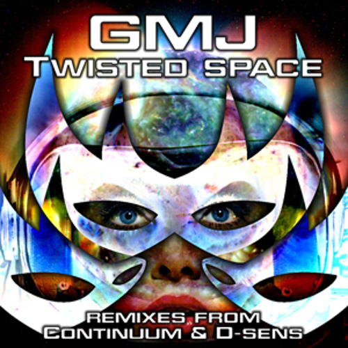 GMJ Twisted space original preview
