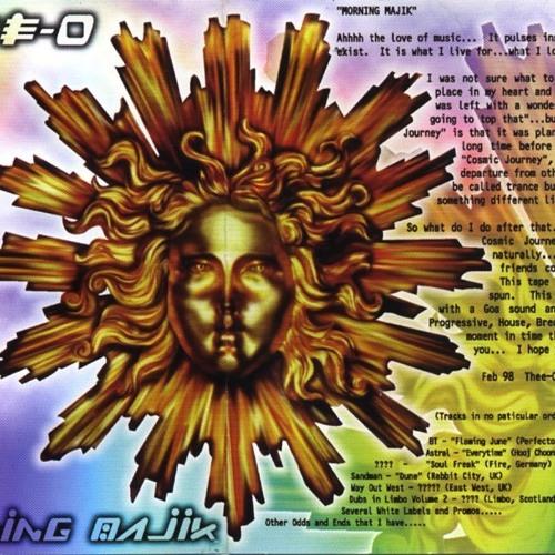 Thee-O - Morning Majik (1998 Mixtape)