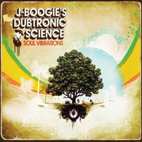 J. Boogie's Dubtronic Science - For Your Love (feat. Zumbi Of Zion I & Rithma)