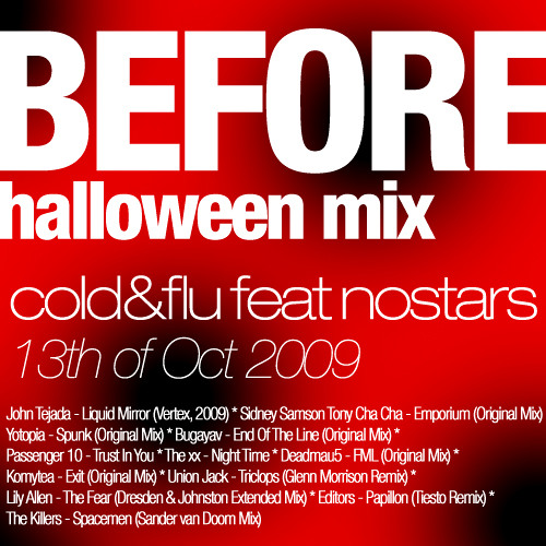 Cold-and-flu-feat-nOSTARS-October-mix-2009