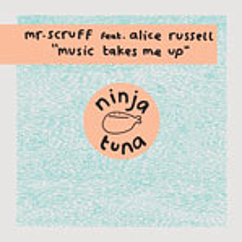 "Mr Scruff ""Music Takes Me Up"" (feat. Alice Russell)"
