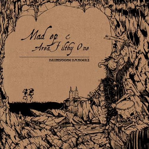 Mad EP & Area Filthy One - Fire & Mud