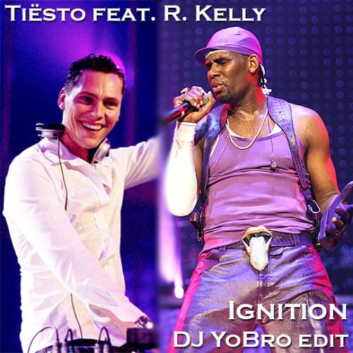 Tiesto feat. R. Kelly - Ignition (Paul Loeb edit) [FREE DOWNLOAD]