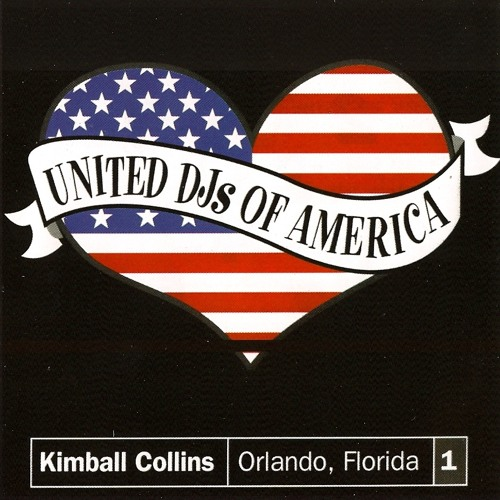 Kimball Collins - United DJ's of America Vol. 1 (1994)
