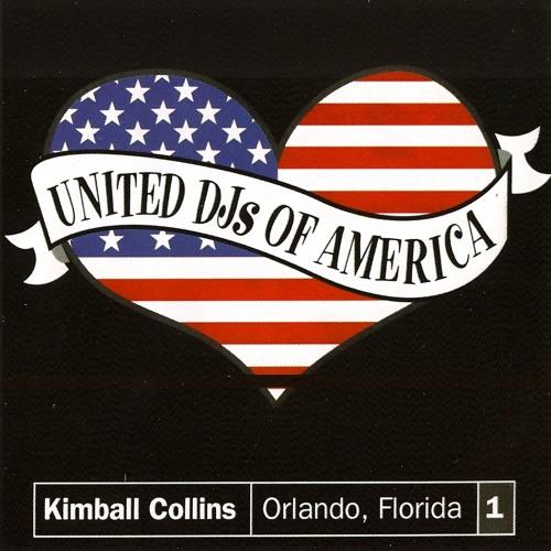 Kimball Collins - United DJ's of America Vol. 1 (1994)
