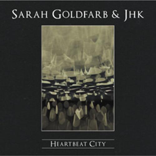 Sarah Goldfarb & JHK - Just a holiday    Treibstoff CD#10