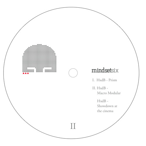 HxdB - Showdown at the Cinema : Mindset Recordings - MINDSET006AB 12""