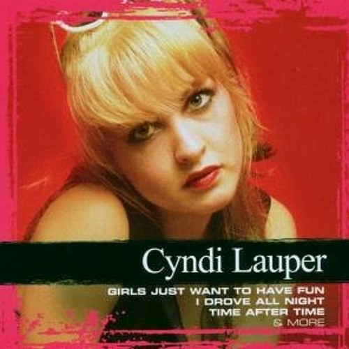 Cindy Lauper - Girls Just Wanna Have Fun (AlexNoise Wanna Have Funk Mix)