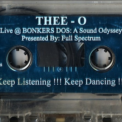 Thee-O - Live At Bonkers Dos (2000 Mixtape)