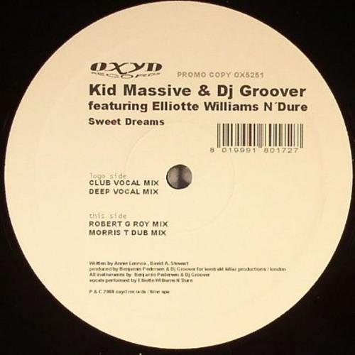 Kid Massive & DJ Groover pres. Elliotte W N'dure - Sweet Dreams (Club Vocal Mix) [Oxyd Records]