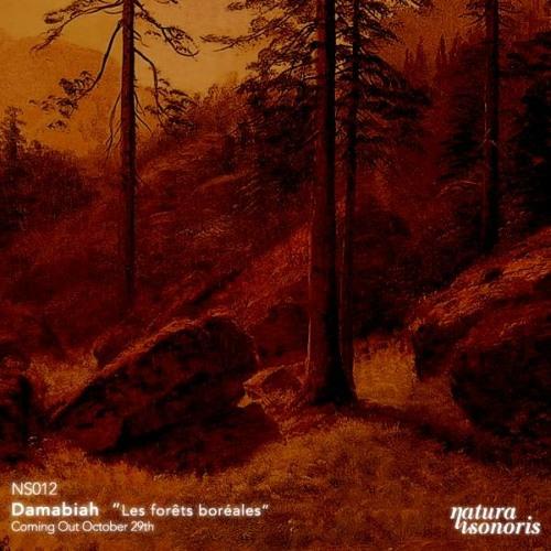 01-Damabiah - Sur les genoux de l'automne