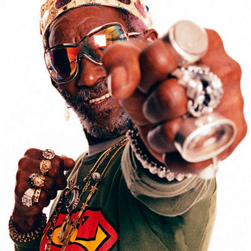 15min dubstep mash up, Lee Scratch Perry v Skream & Zomby