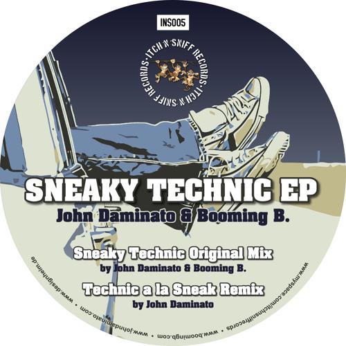 Sneaky Technic (Original Mix) – John Daminato & Booming B. (INS005)
