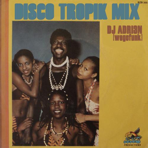 Disco Tropik Mix