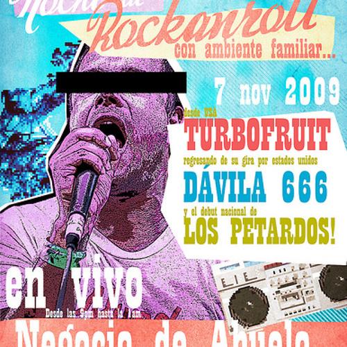 Turbofruits Live from El Negocio de Abuelo