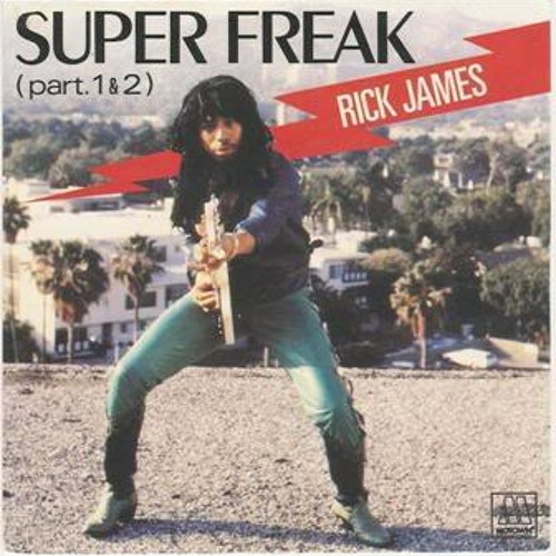 Black Moth Superfreak (Black Moth Super Rainbow vs Rick James)