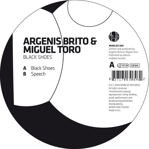 mobilee059 - Argenis Brito & Miguel Toro - Black Shoes