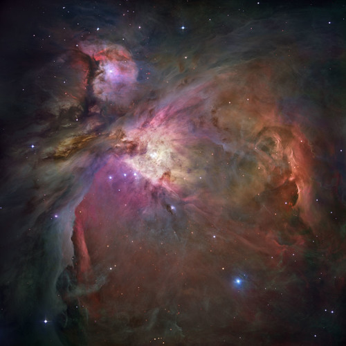 Cloud of Orion