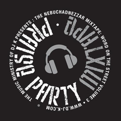 The Praise Party Mixtape - DJ Kelechi