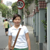 Growing Up With Shanghai- Hua Ting Lu