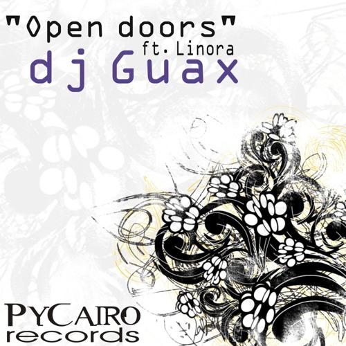 Dj Guax - Open Doors (Vocal mix)